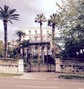 Matisse's home