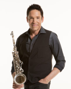 Dave Koz, Summer Horns photo shoot, Studio 1444, Hollywood, California. 10 February 2013.